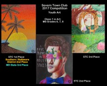 Collage Art-1 Winners