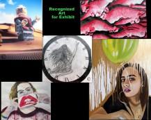 Exhibit Recognized Art 2017c