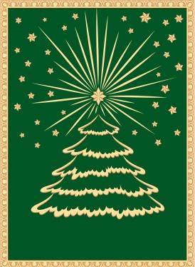 Tree Graphic - Green Tree